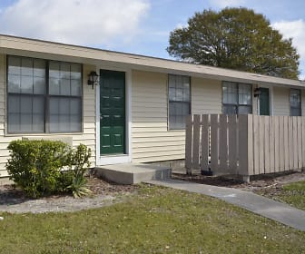 Palm Harbor Villas Apartments, Everest University  Melbourne, FL