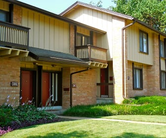 The Knolls Townhomes, Dellwood, MO
