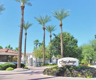 San Montego Luxury Apartments, Skyline High School, Mesa, AZ