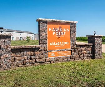 Hawkins Point Townhomes, 62258, IL