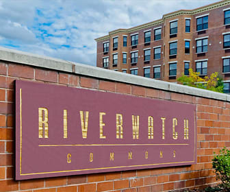 Community Signage, Riverwatch Commons