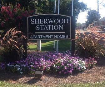 Sherwood Station, Pinnacle, NC