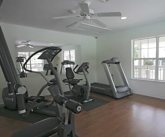 Fitness Weight Room, Jasmine Place