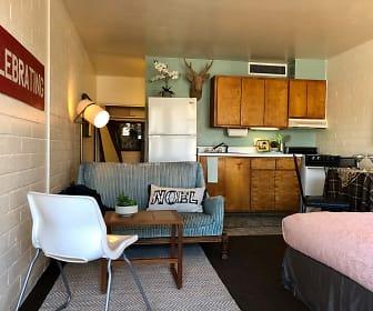 Spanish Trail Apartments, Pueblo Gardens, Tucson, AZ