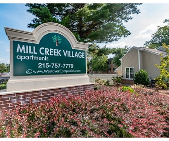 Community Signage, Mill Creek Village