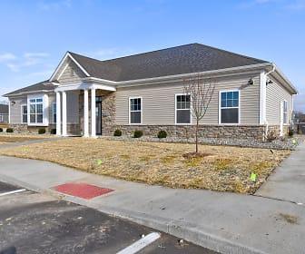 Leasing Office, Bison Ridge Estates