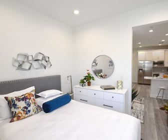 Bedroom, 35 Broadway Luxury Rentals