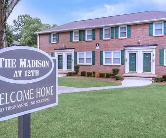 The Madison at 12th, Daymar Institute  Clarksville, TN