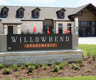 Community Signage, Willowbend