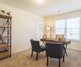 Dining Room, Portscape Apartments