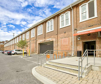 Whitehall Mill, Parkview   Woodbrook, Baltimore, MD