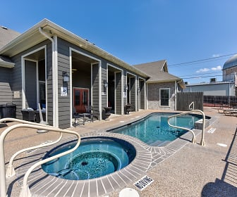 Pool, Bridgemoor At Killeen Apartments