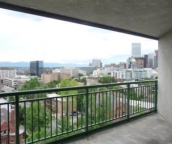 Penn Sq 1010 Balcony 2.jpg, 550 E 12th Ave Apt 1010