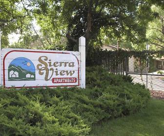 Exterior-Community Signage, Sierra View