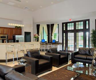 Regency Place Apartments, Montini Catholic High School, Lombard, IL