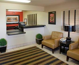 Foyer, Entryway, Furnished Studio - Washington, D.C. - Fairfax - Fair Oaks