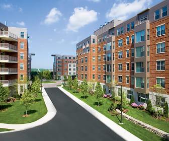 Longview Place, Massachusetts Bay Community College, MA