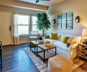 Living Room, Portofino Apartments