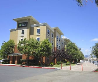 Building, Furnished Studio - Oakland - Alameda