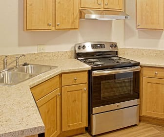 Kitchen, Fairmont Hills Apartments