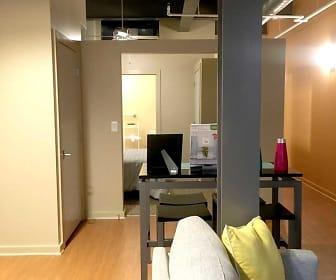 Living Room, Innerbelt Lofts