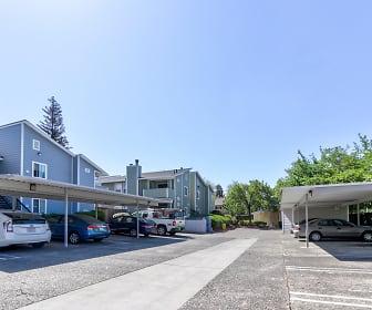 Building, Matheson Woods Apartments