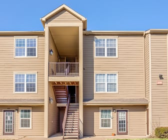 Copper Ridge Apartments, Ponca City, OK