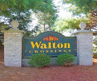 Community Signage, Walton Crossings