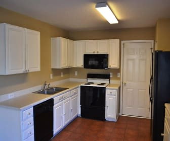 Kitchen, 208 Winding Willow Trail