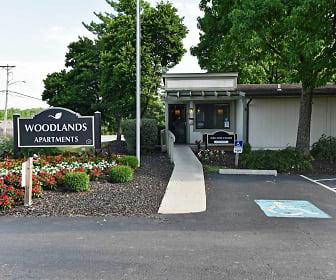 Community Signage, Woodlands