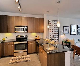 Kitchen, Oaks Trinity