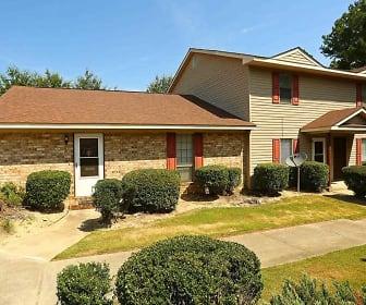 Quail Hollow Apartments, Jamestown Elementary School, Hephzibah, GA