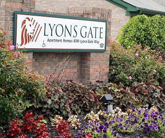 Ext, Lyons Gate