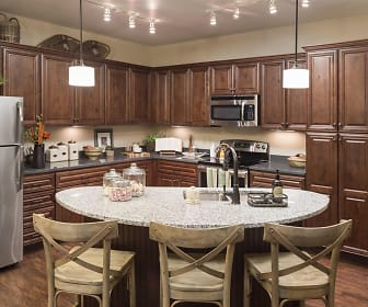Kitchen, The Village at Aspen Place