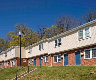 Ashburton Townhomes, Mondawmin, Baltimore, MD