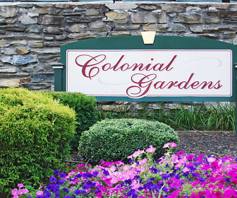 Community Signage, Colonial Gardens