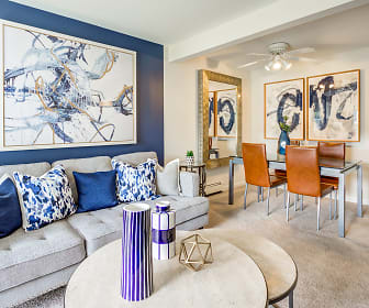 Living Room, Orion Parkview