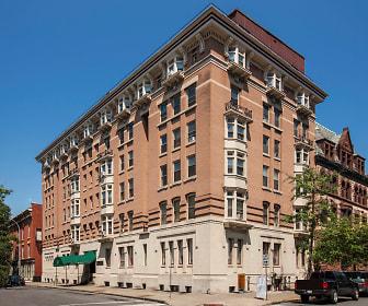 Caldwell Apartments, Troy, NY