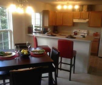 Kitchen, Ridge Valley Townhomes