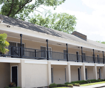 Provincial & The Crillon Apartments, Baton Rouge, LA