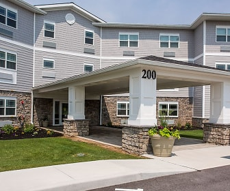 Villa Capri Apartment Homes, St Pius Tenth School, Rochester, NY