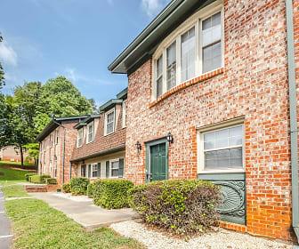 Park View Apartments, Lenoir, NC