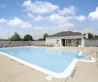 Pool, Meridian Oaks