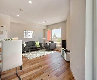 Zoe Lofts Apartments, Abraham Lincoln University, CA