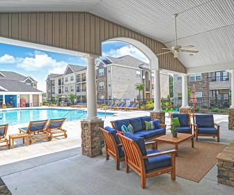 Pool, Palisades of Jacksonville Apartments