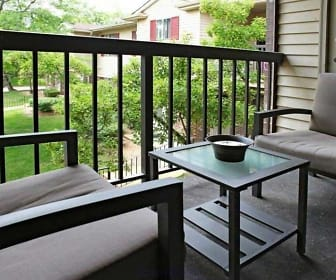 Patio / Deck, Fountain Park Apartment Homes