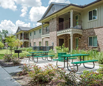 Building, Cypress Springs Senior Living