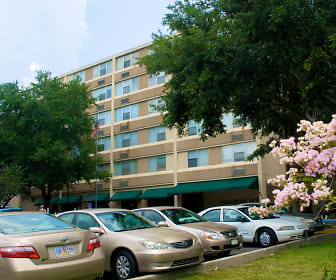 Building, Samaritan House Retirement Apartments