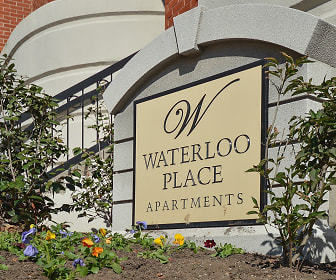 Waterloo Place, University of Maryland Baltimore, MD
