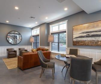 Community Room, Verde Apartments